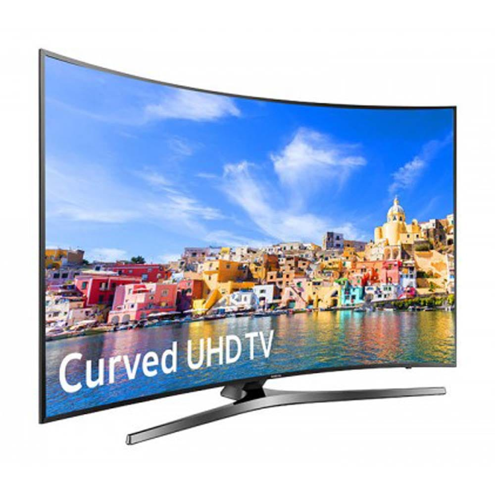 Samsung 65 Inch 4k Curved Ultra Hd Led Smart Tv Bass N