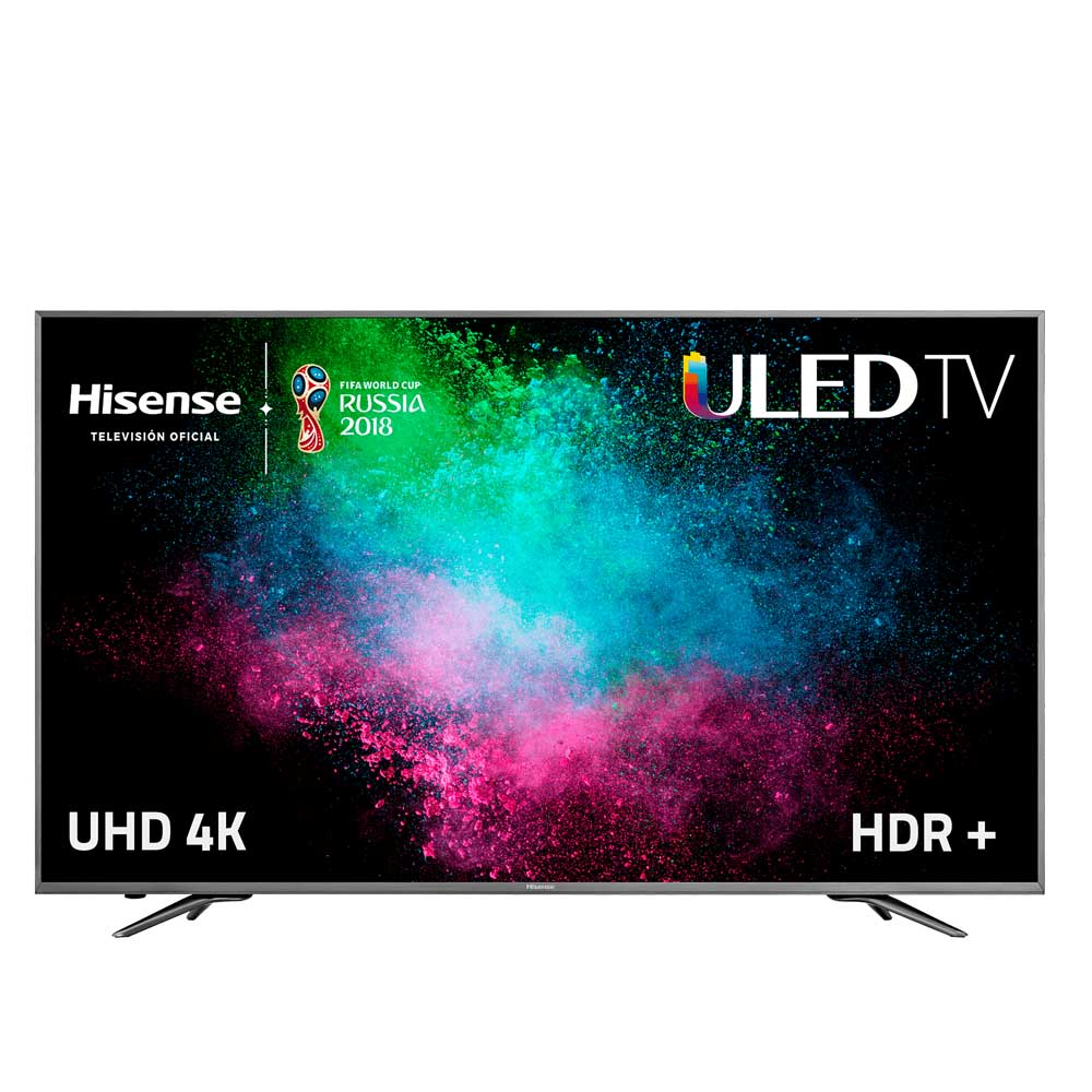 Hisense 50 Inch 4k Ultra Hd Smart Tv 50b7100 Bass N Treble