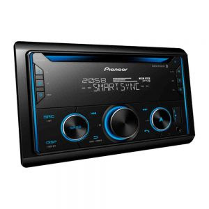 Pioneer FH S425BT Double Din Car Radio