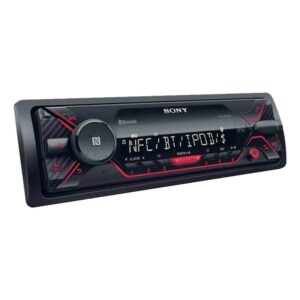 Dual Bluetooth Single Din Car Stereo