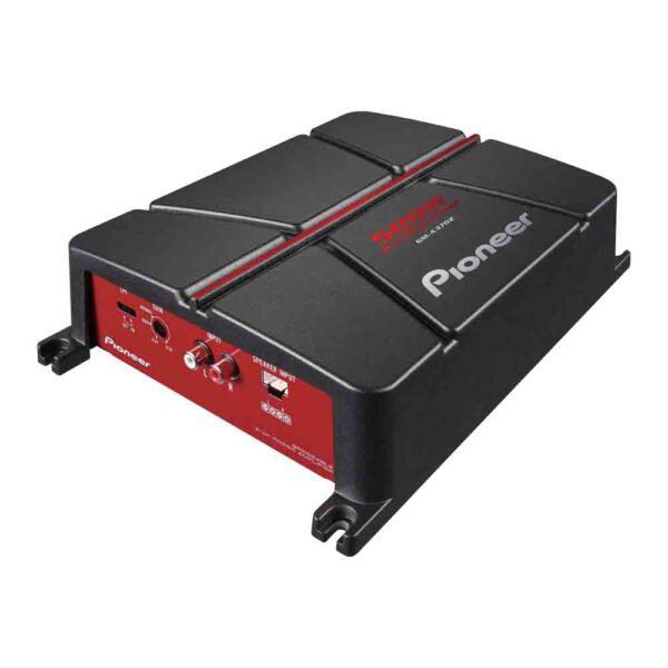 2 channel car amplifier